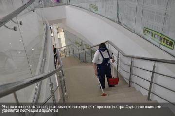 Отдельное внимание уделяется лестницам и пролетам
