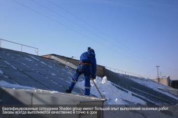 Но у наших альпинистов большой опыт работы в подобных условиях