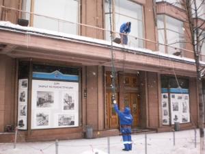 Шаденовцы подготовили ЦУМ к реконструкции